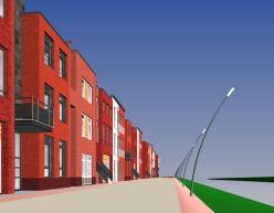 Getsewoud, deelplan 13, 3D animatie