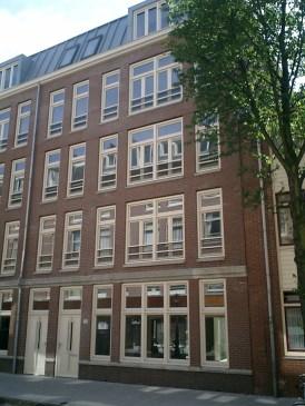 17 Seniorenwoningen Agatha Dekenstraat Amsterdam, klassieke vormgeving