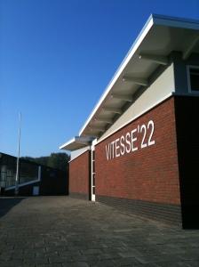 Vitesse '22 Kleedkamers
