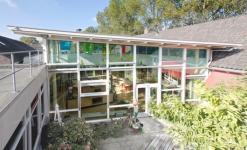 Juliana van Stolbergschool, patio