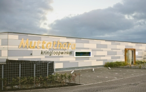 Kringloopwinkel Muttathara te Castricum