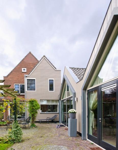 Woning Henri Schuytstraat.